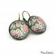 """""""Arabesque"""" earrings"""