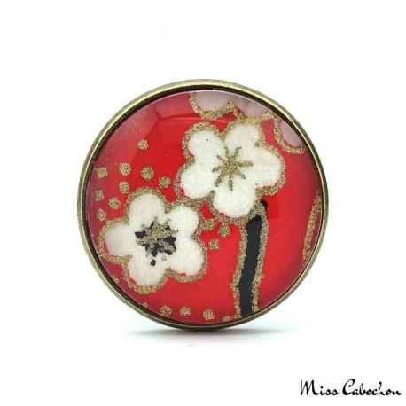 Japanese Flower ring