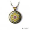"Necklace ""Persian arabesque"""
