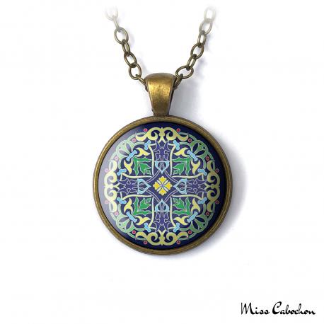 "Necklace ""Celtic cross"""