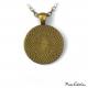 Collier à motifs arabo-hispaniques