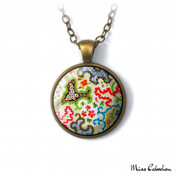 "Collier ""Arabesque"""