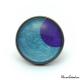 Bague Fantaisie - Lune Violette