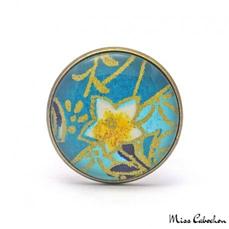 Turquoise jewelry - Japanese inspiration