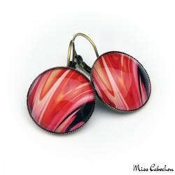 """""""Jupiter"""" earrings"""
