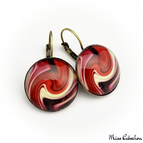 """Iovi"" earrings"