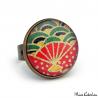 Japanese fan ring