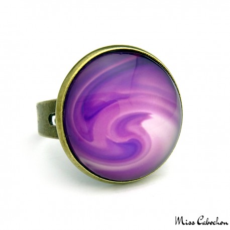 """The Color Purple"" ring"