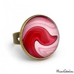"""""""Onda"""" ring"""