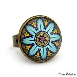"Ring ""Heraldic lily"""