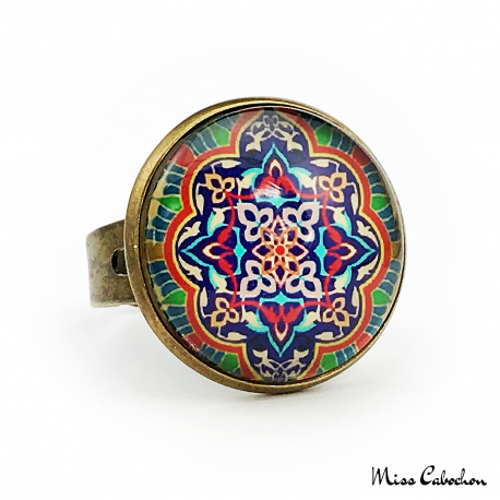 "Bague ""Arabesque"""