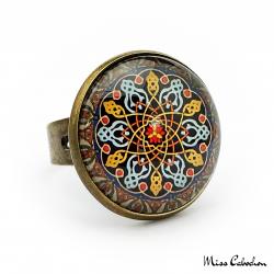 """""""Persian patterns"""" ring"""