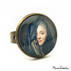 "Bague ""L'intrigante"""